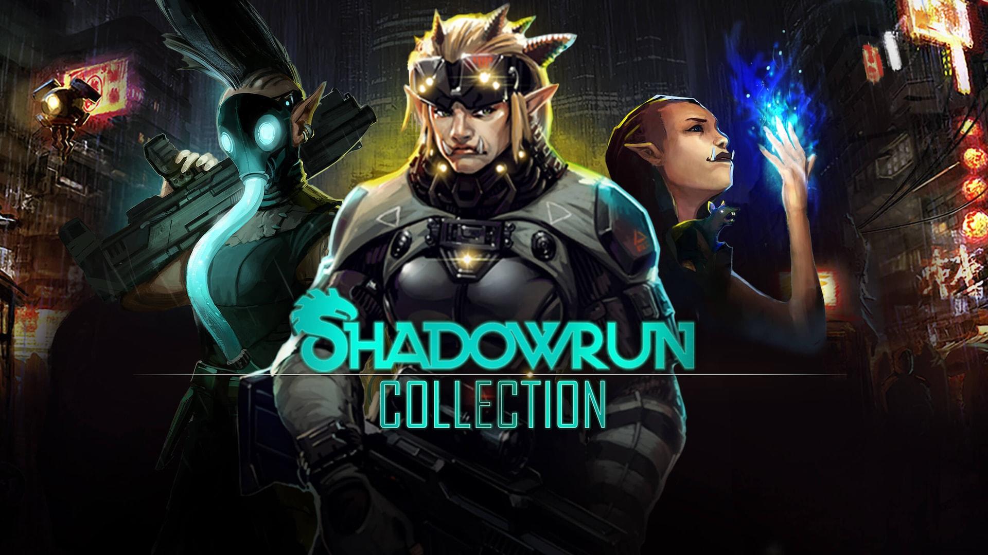 shadowrun-collection - Shadowrun Collection