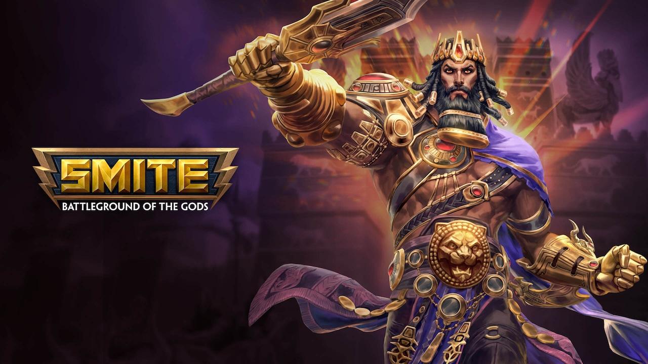 SMITE - Gilgamesh Update