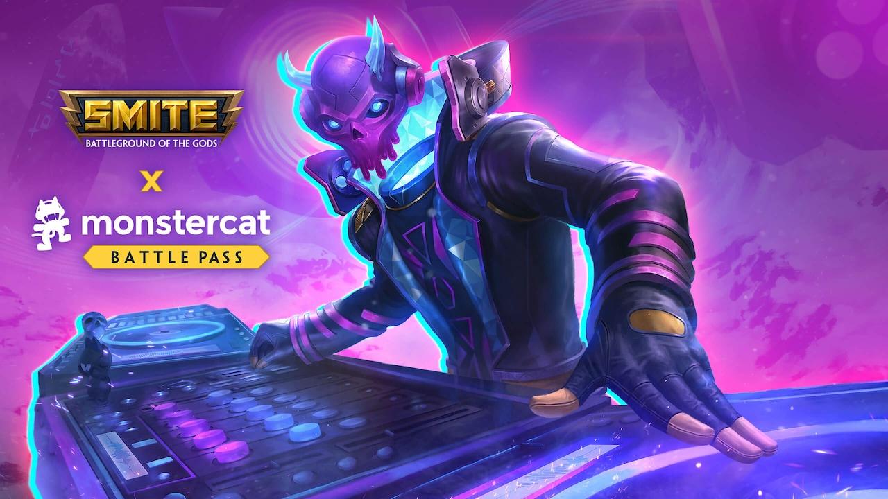 《神之浩劫》- Monstercat 战斗通行证