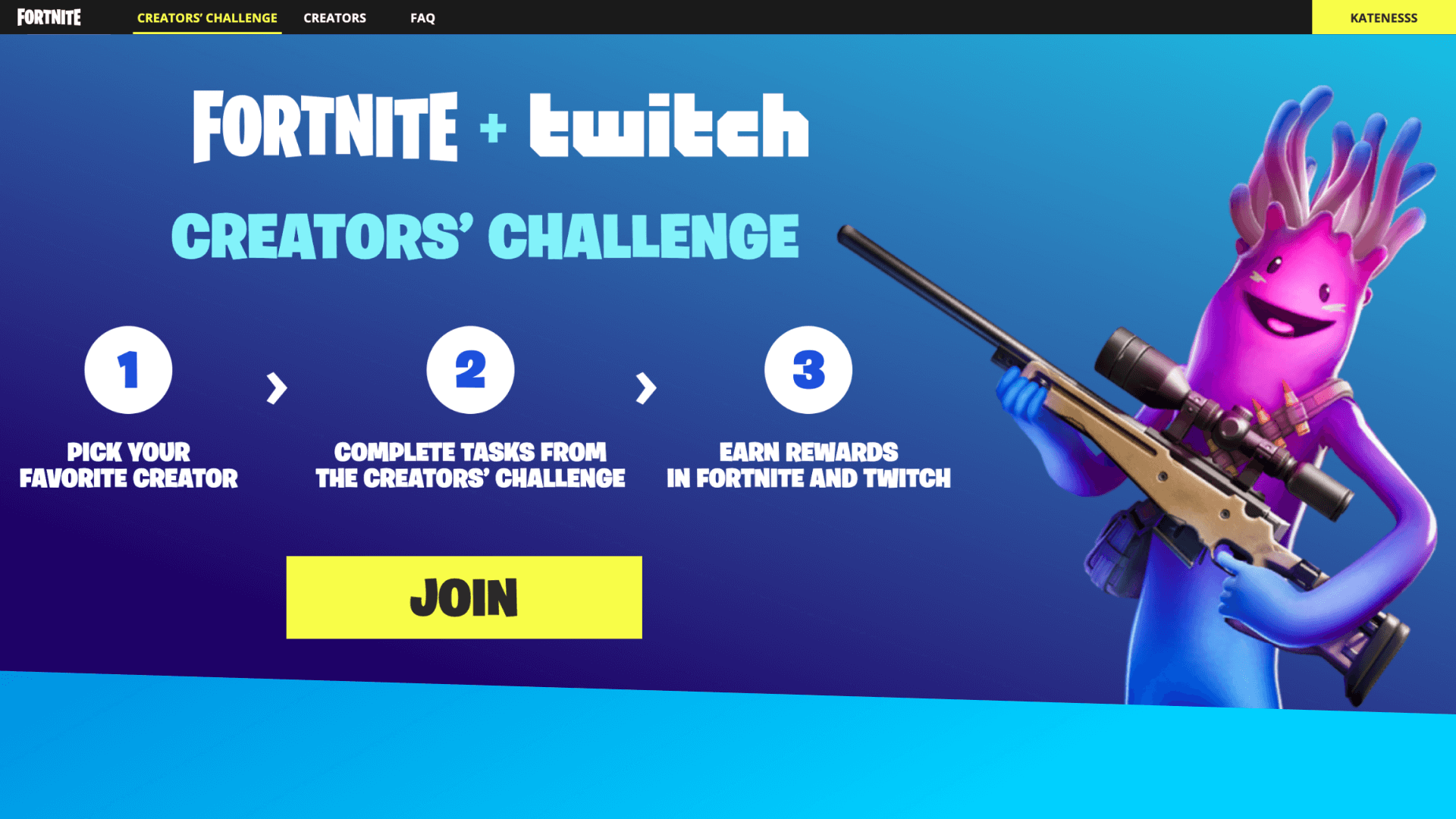 Link Fortnite To Twitch