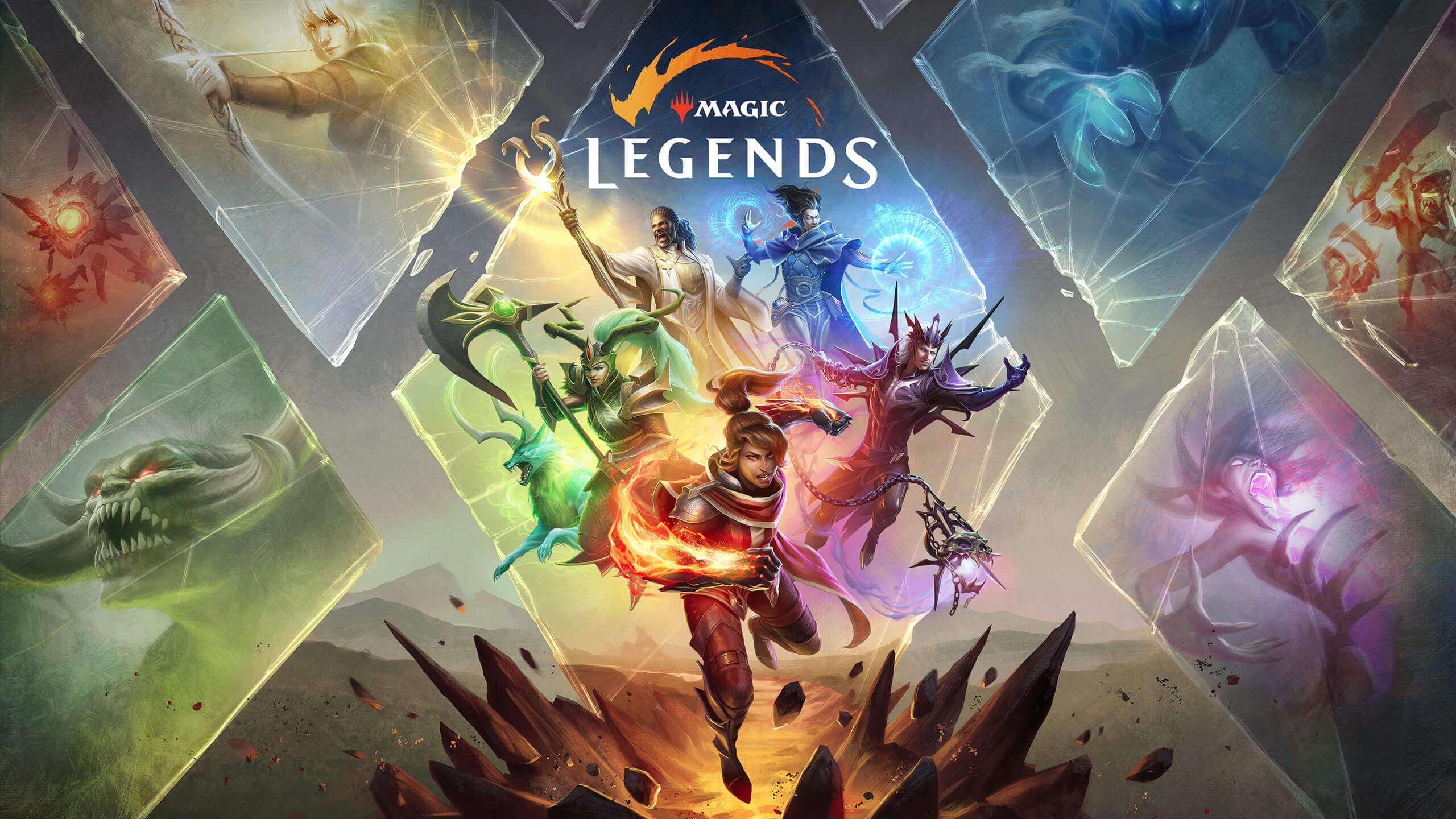 Magic Legends S1