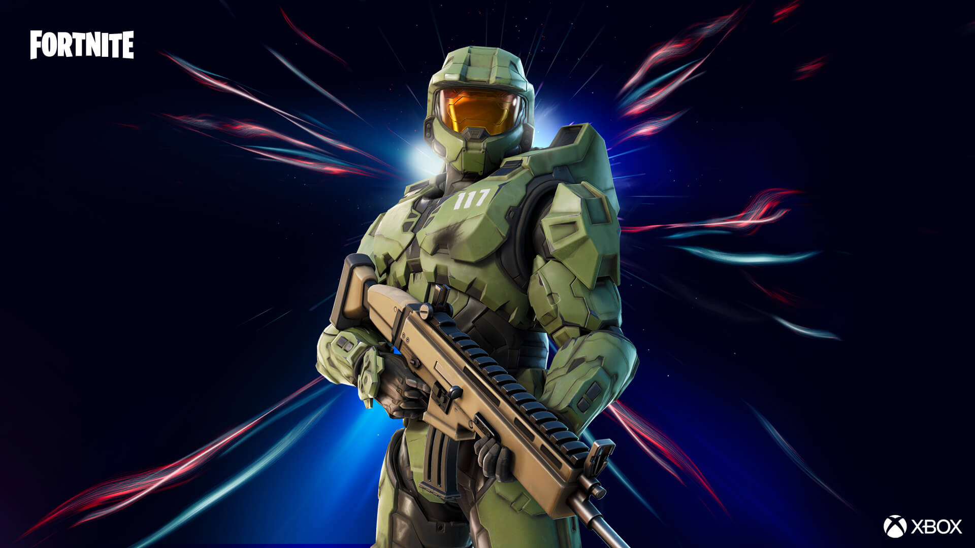 Master Chief Fortnite Outfit