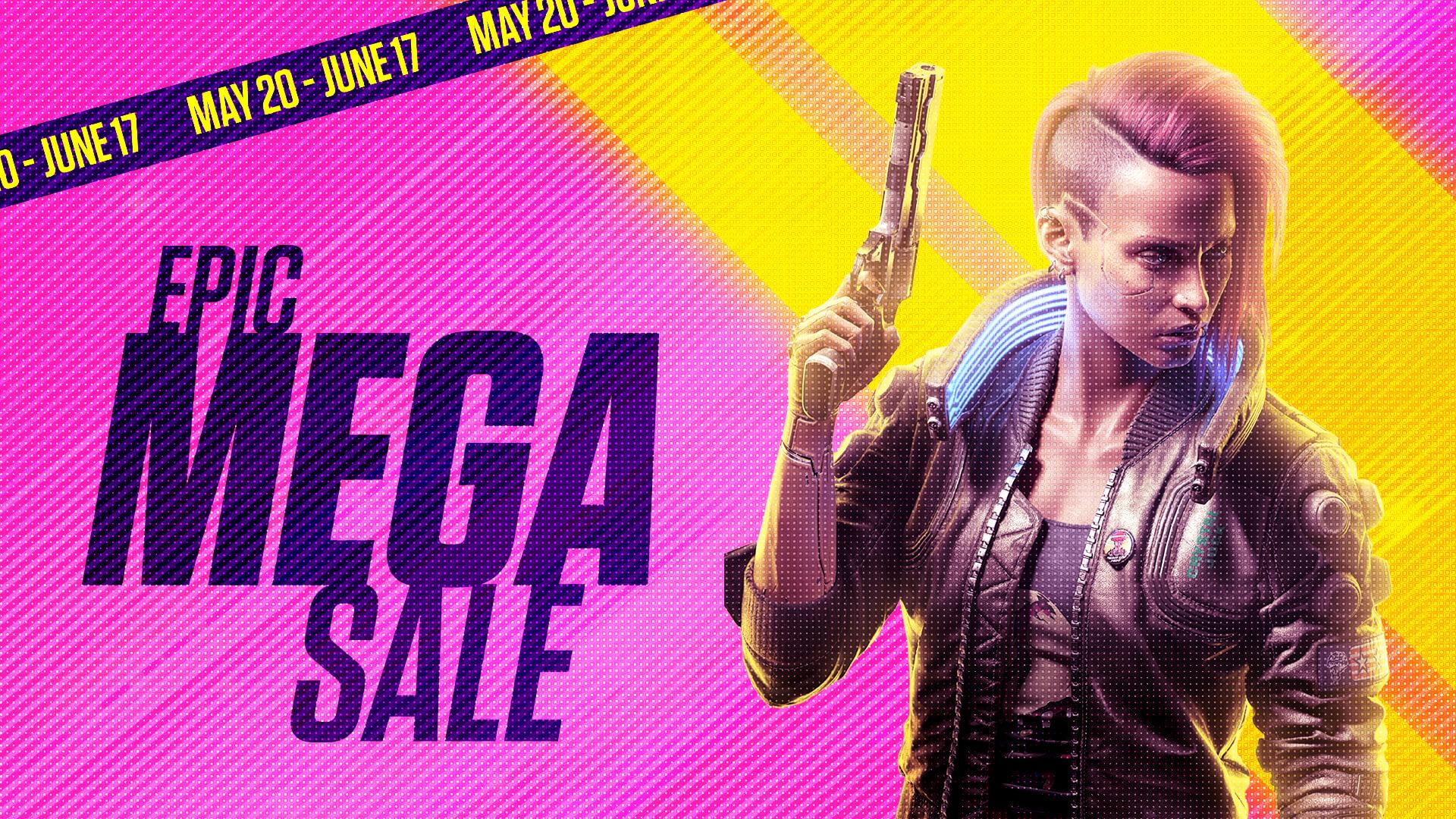 Epic Games Mega Sale 2021