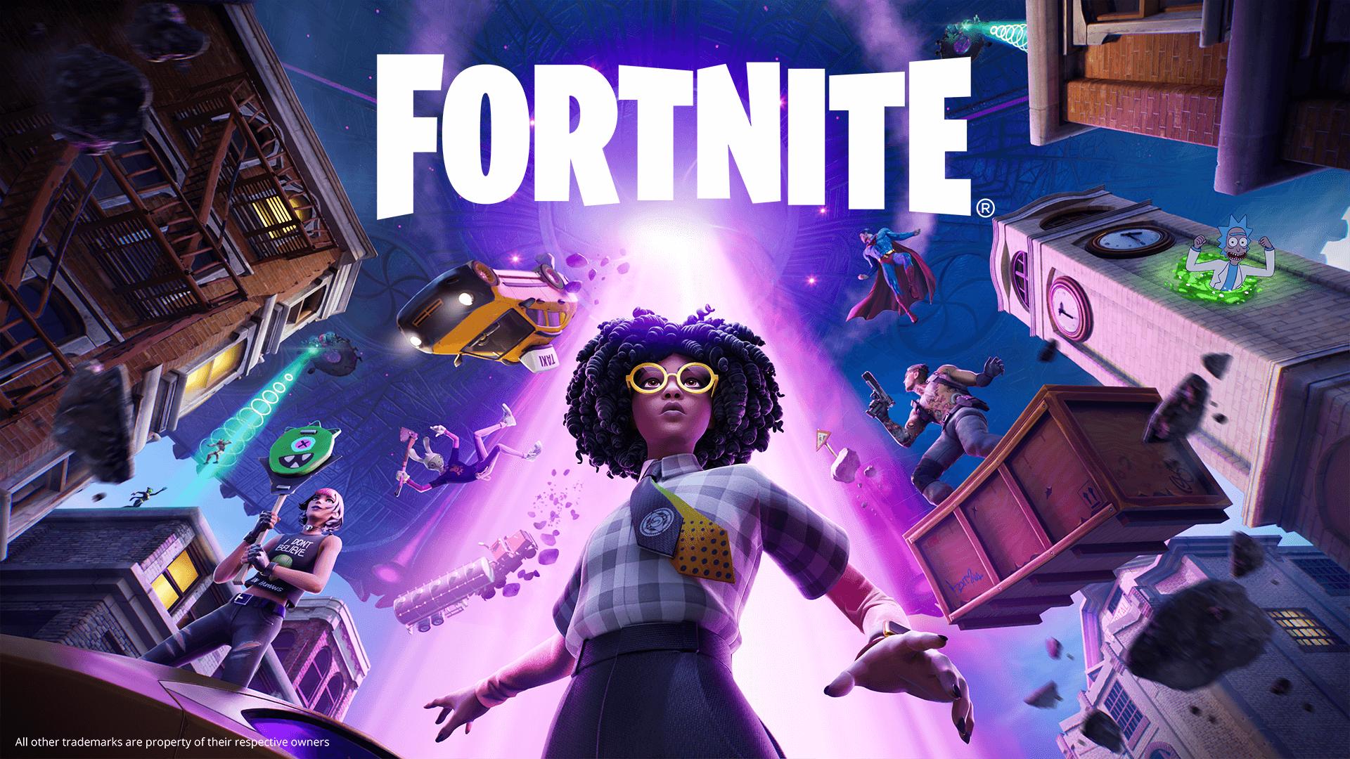 Fortnite | jogo grátis entre plataformas — fortnite