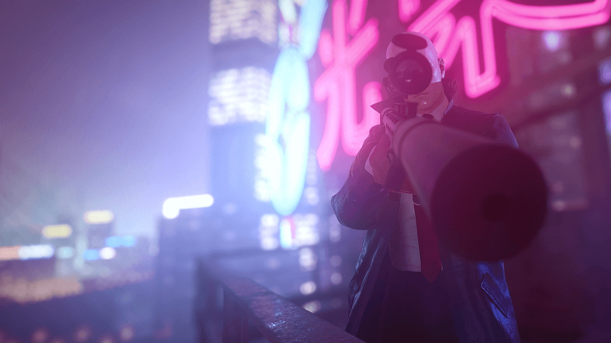 New Gameplay Trailer Hitman 3 on Epic Games Store