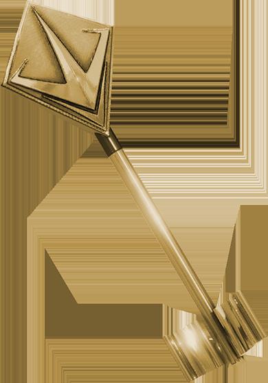 Clé en or
