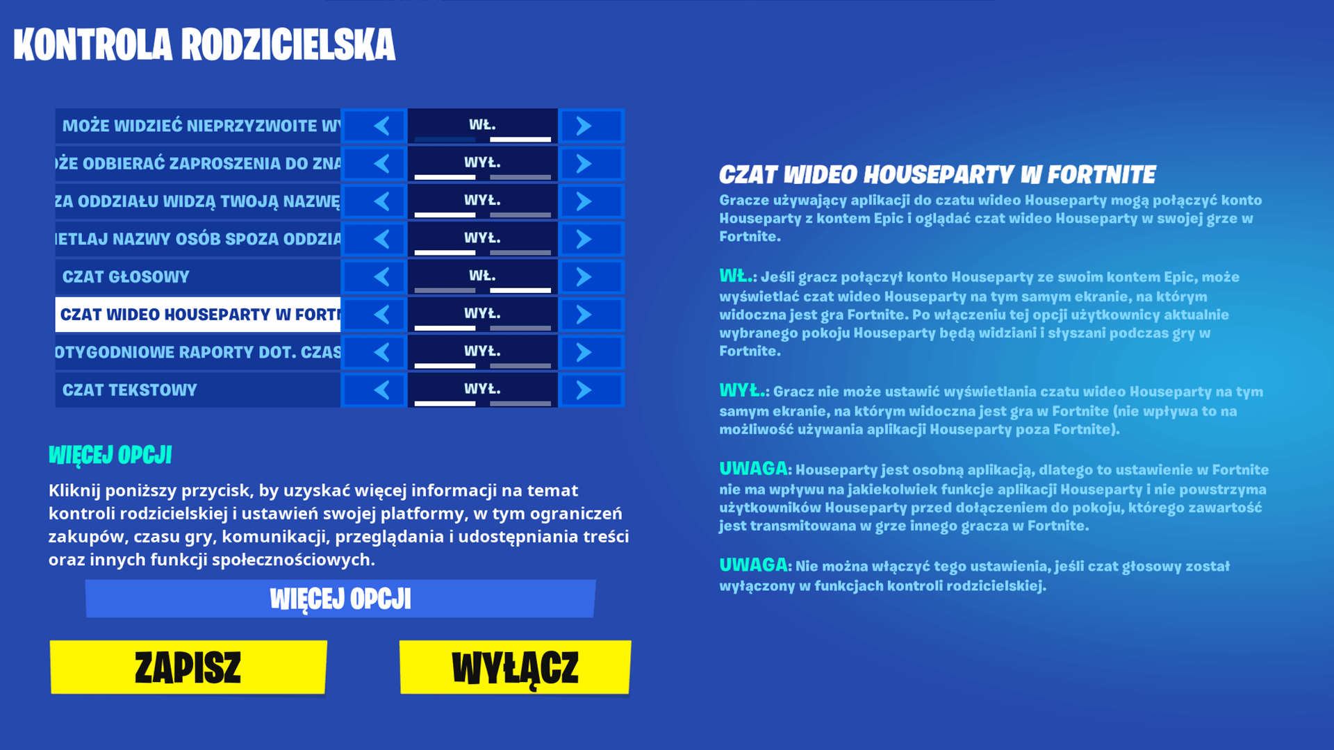 Parental Controls For Fortnite Houseparty Video Chat Pl