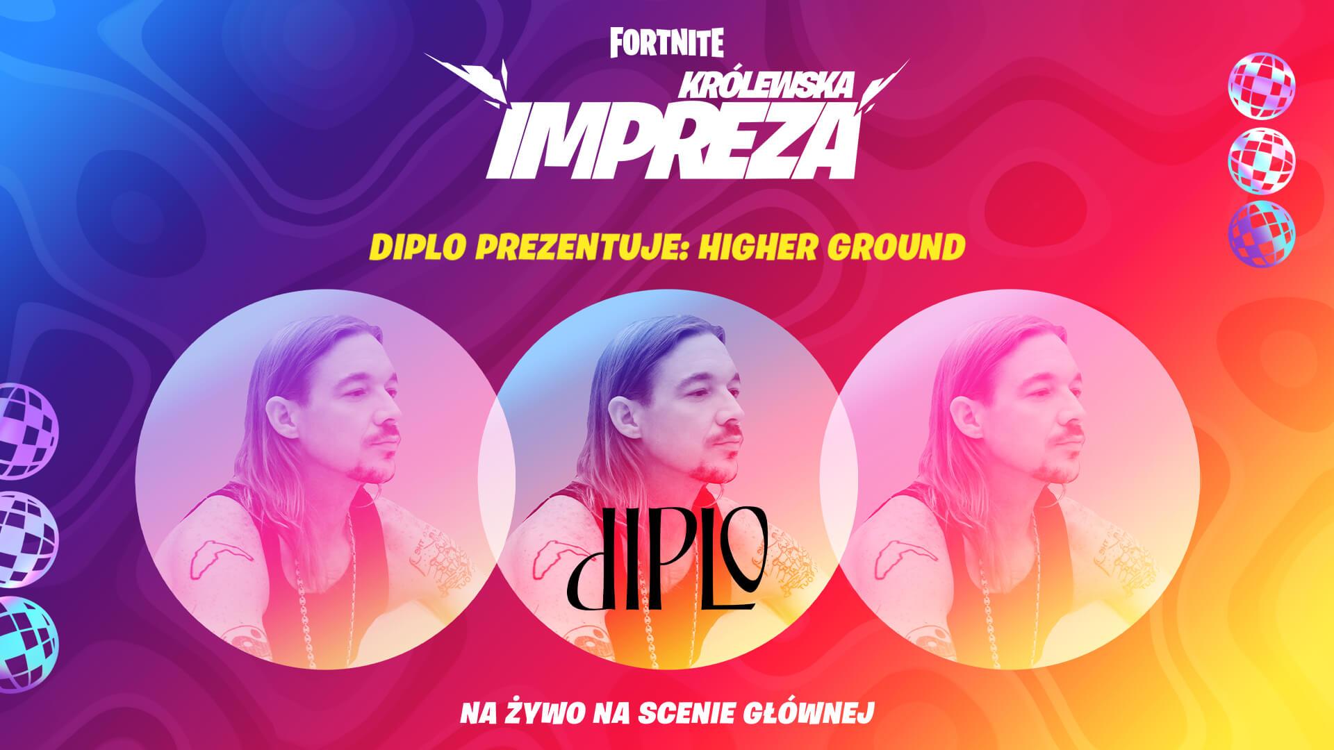 PL 13PR Diplo HigherGround Announce Social