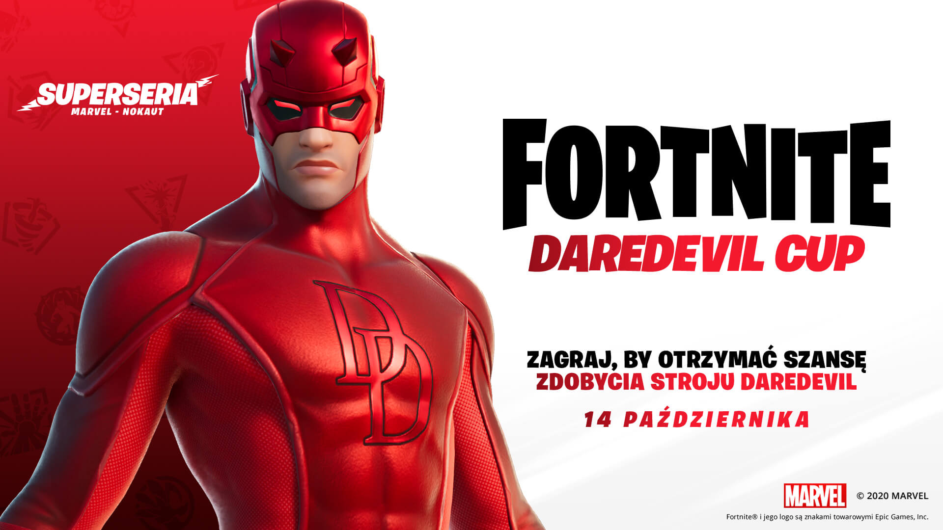PL 14BR Competitive MarvelSuperSeries DaredevilCup Social