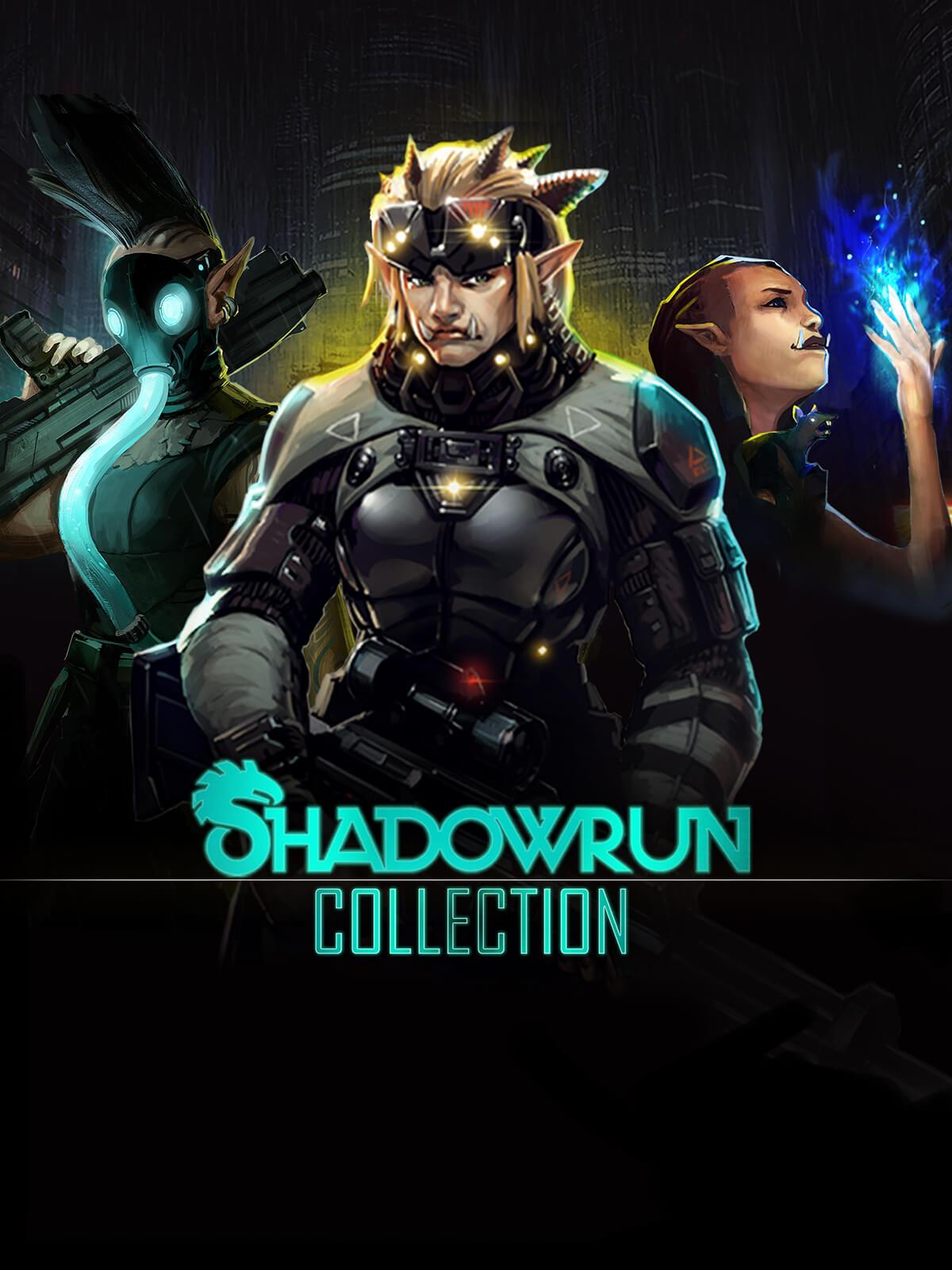 Shadowrun Collection