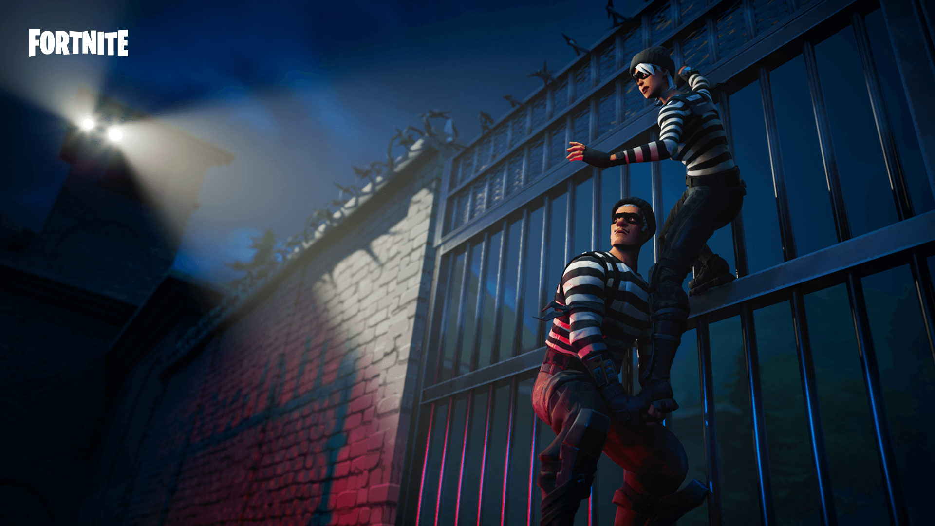 Fortnite Creative Prison Breakout by Echo