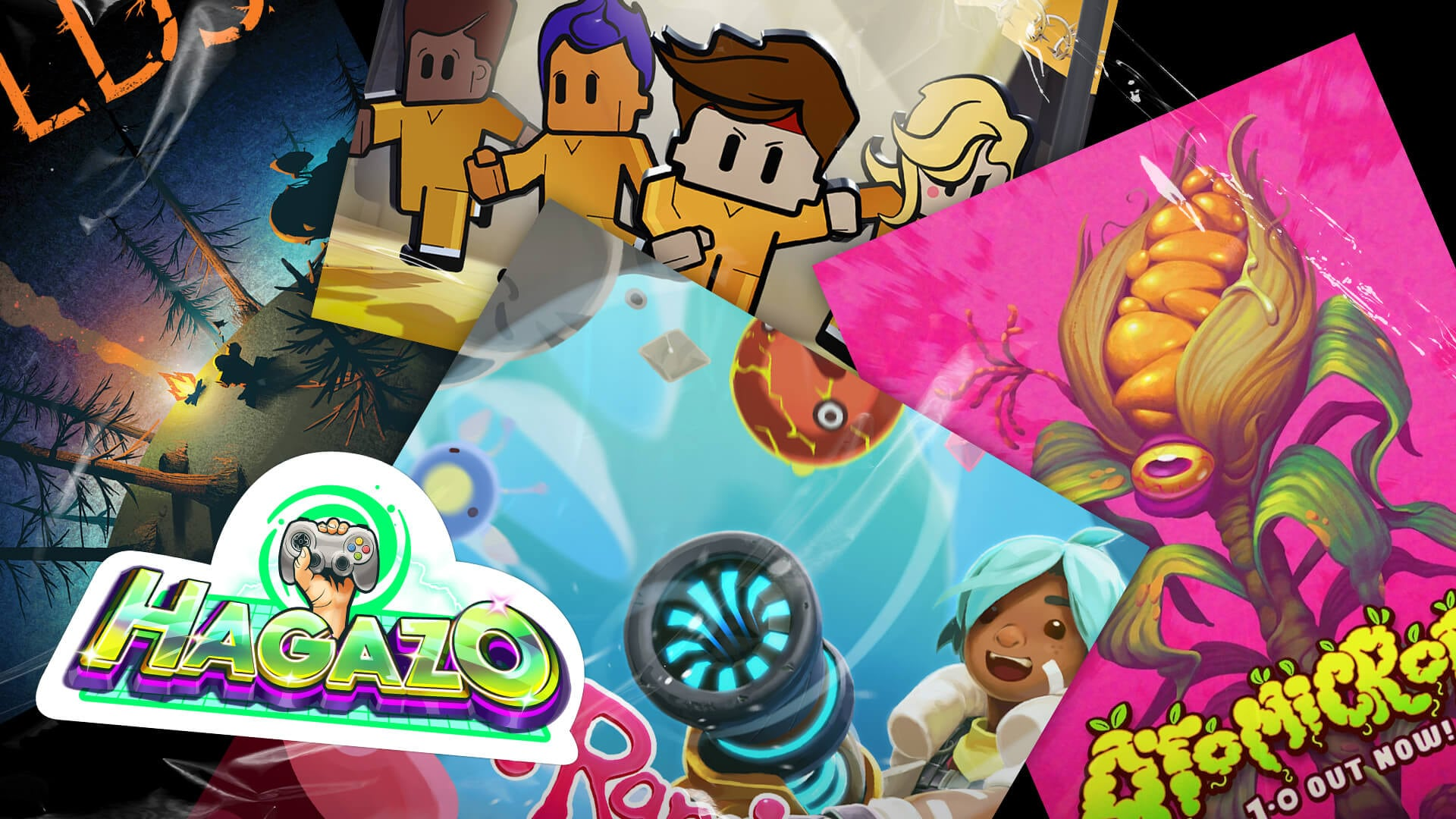 Discover Hagazo's Creators Choice Recommendations on the Epic Games Store