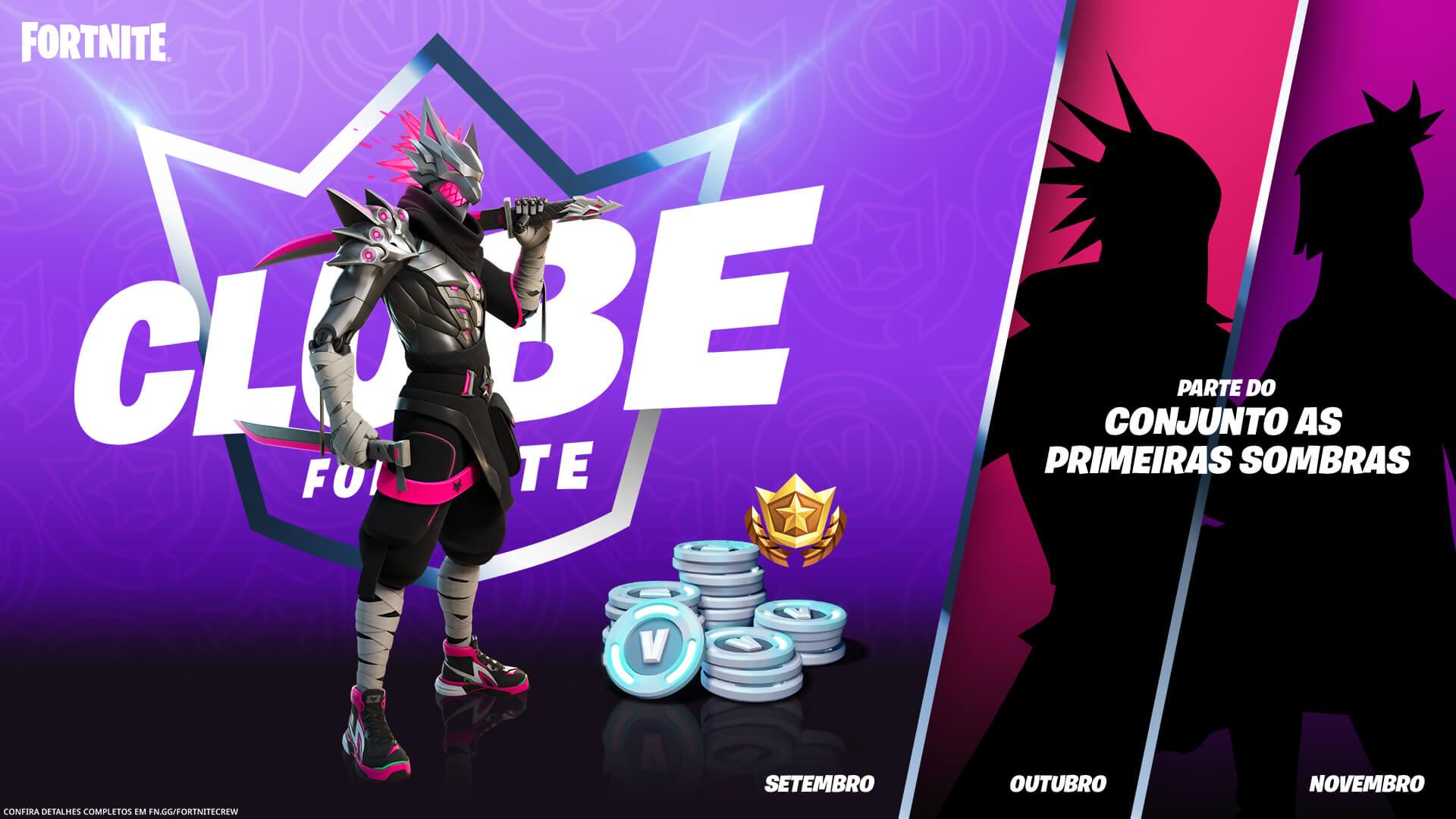 PT BR Subs NinjaWolf Announce Social