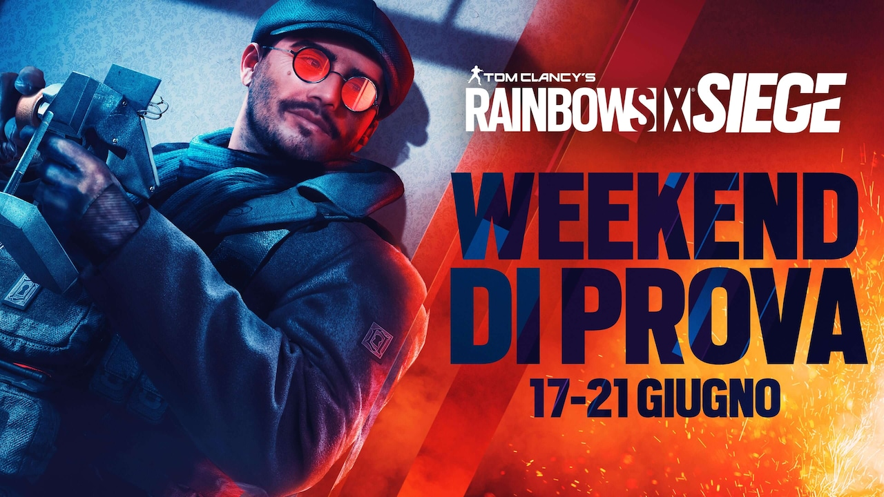 Trailer di Rainbow Six Siege