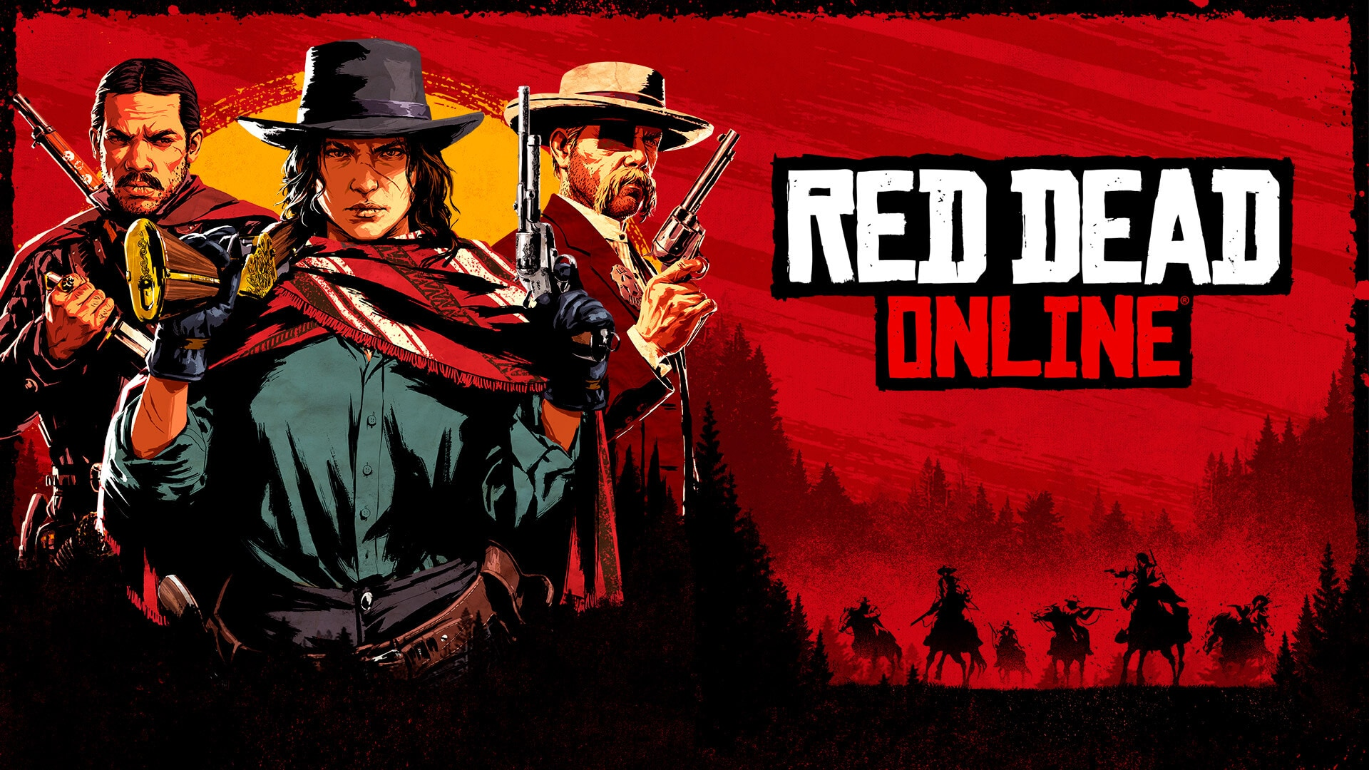 Play Red Dead Redemption 2 and Red Dead Online on Epic Games Store