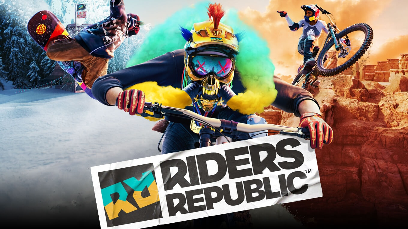 Riders Republic on the Epic Games Store