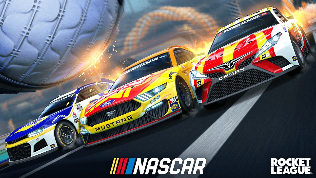 The NASCAR 2021 Fan Pack is available in-game now