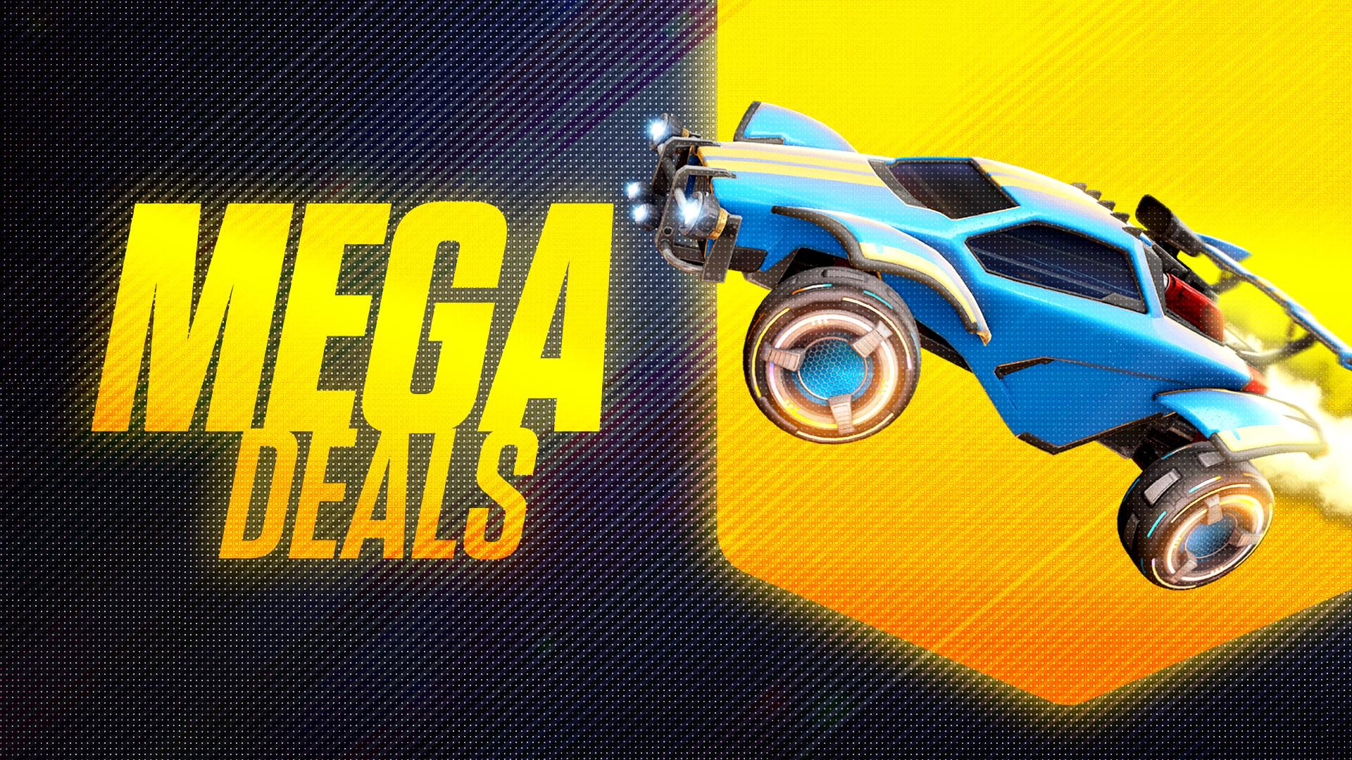 Rocket League Sarpbc 10 Wheels Mega Sale