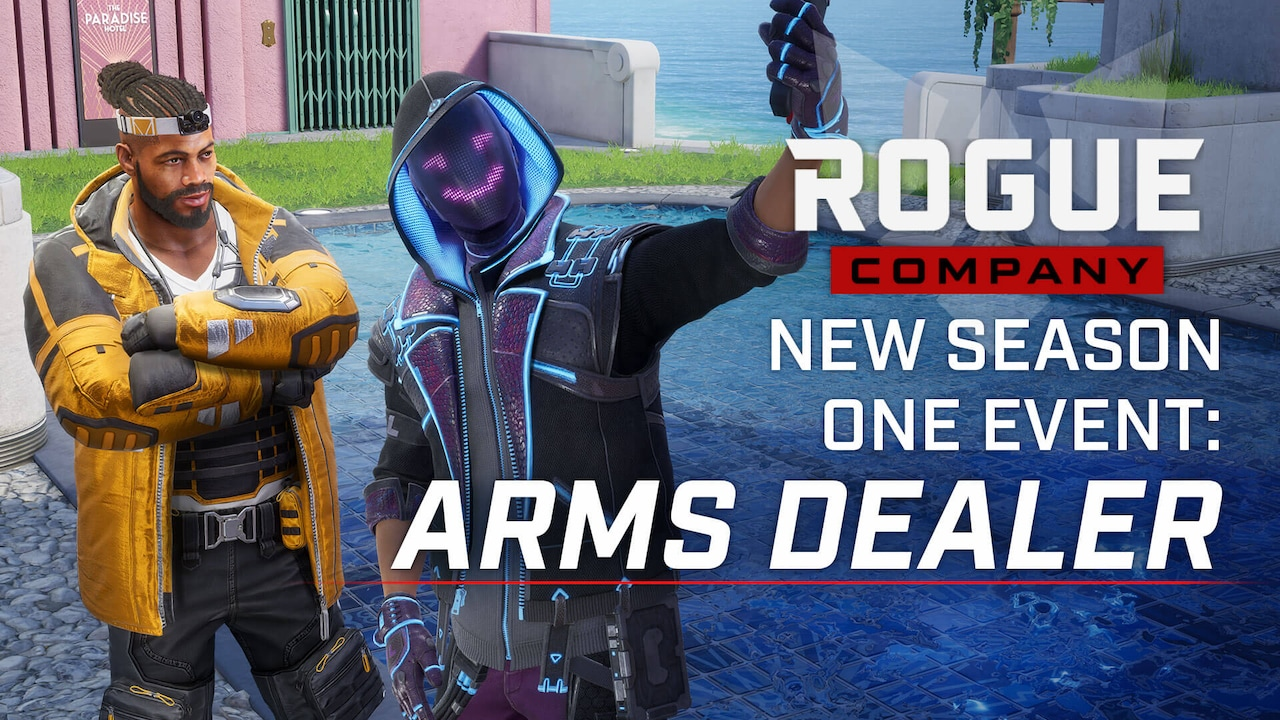 Rogue Company Arms Dealer Event