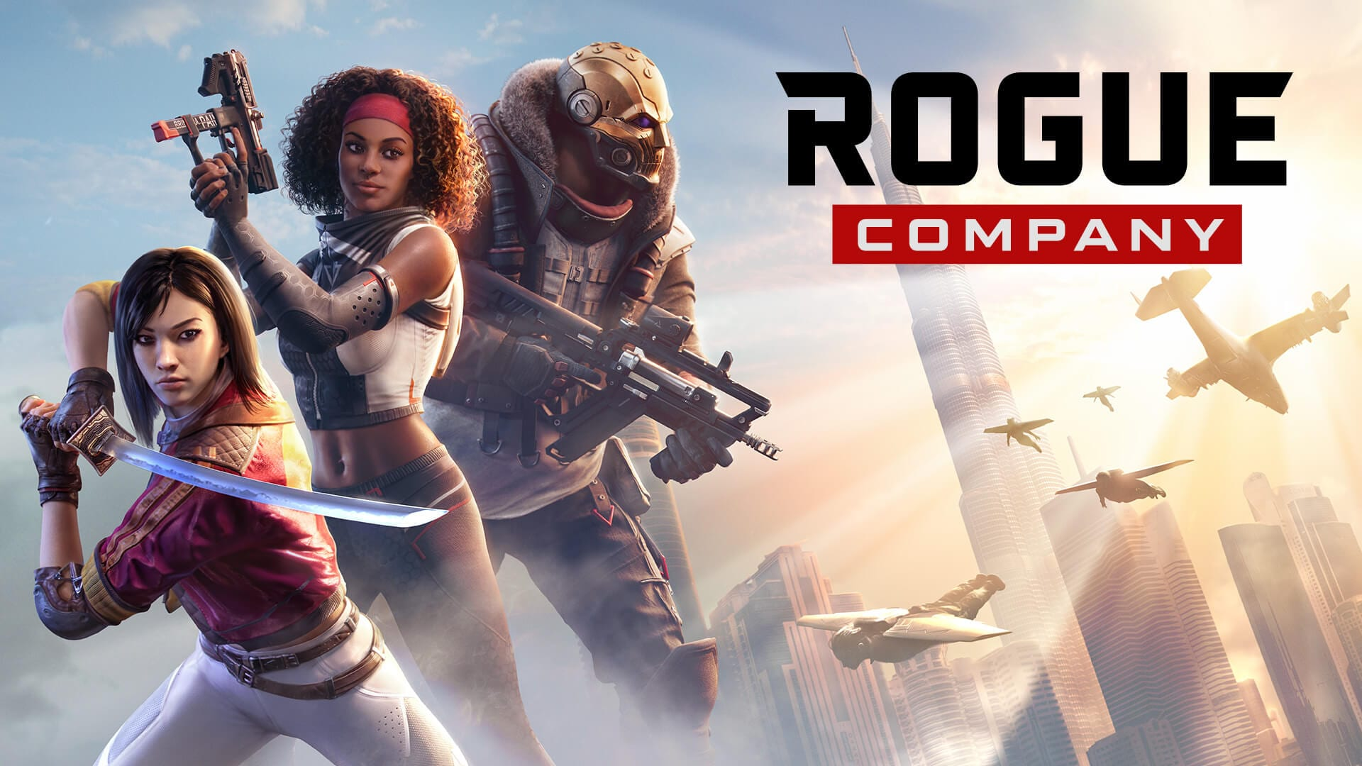 Rogue Company Founders Packs on the Epic Games Store