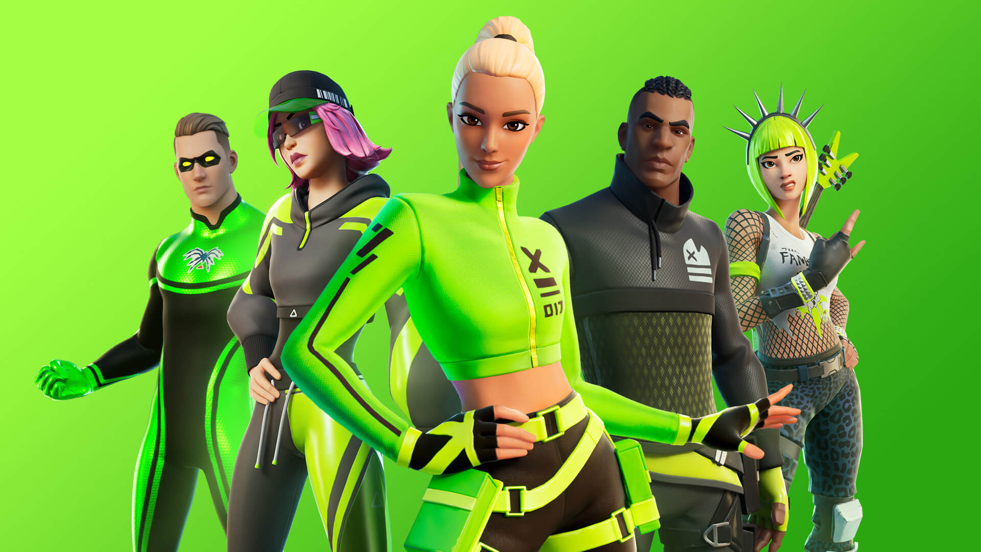 Bragging Rights Ltms And Cash Prizes In Fortnite Competitive Chapter 2 Season 5 Fortnite's fifth season is upon us, and players have tons of new characters to find around the map. epic games store