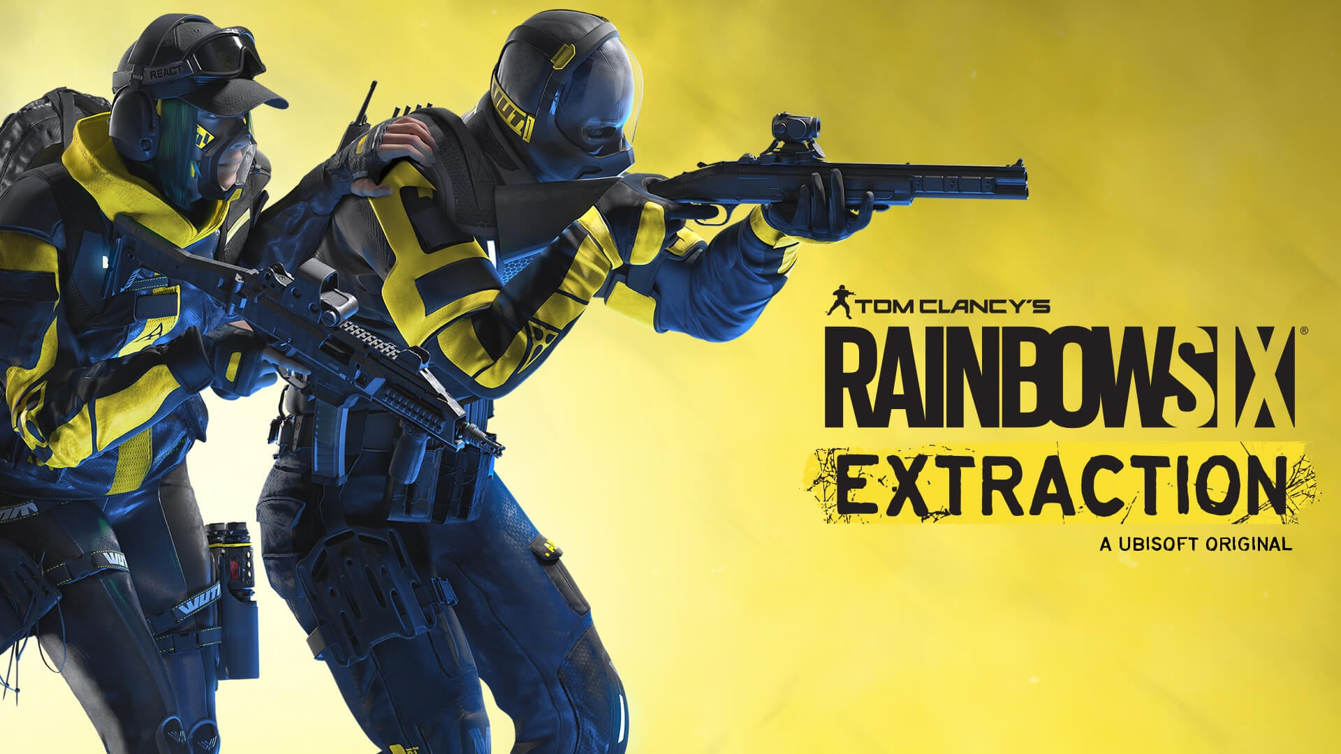 Rainbow Six Extraction on the Epic Games Store