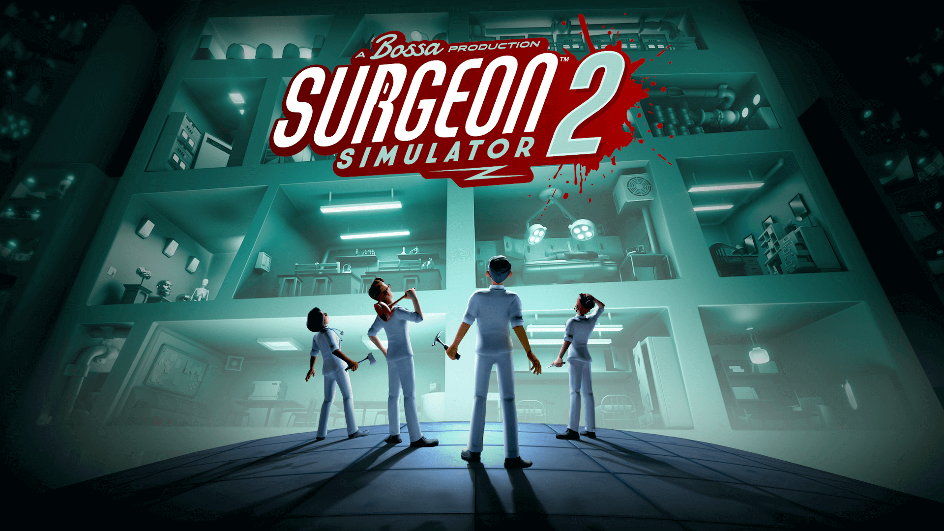 Modo De Criacao E Data De Lancamento Do Surgeon Simulator 2 Revelados Em Novo Trailer