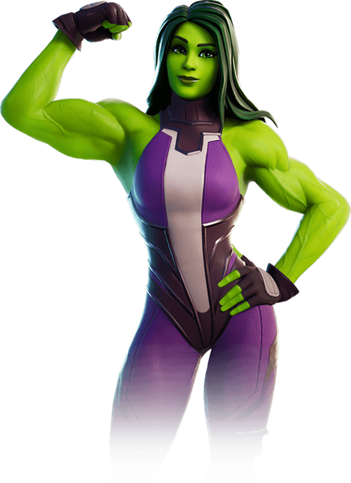 Costume di She-Hulk
