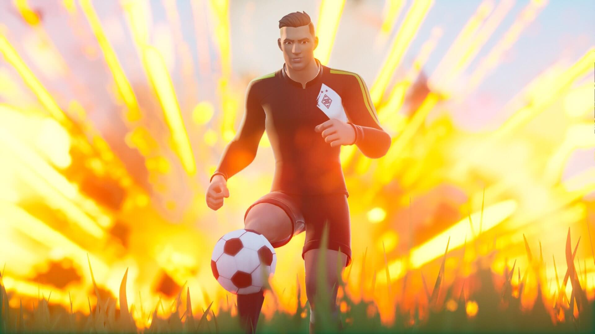 SheHulkFn Soccer Fortography