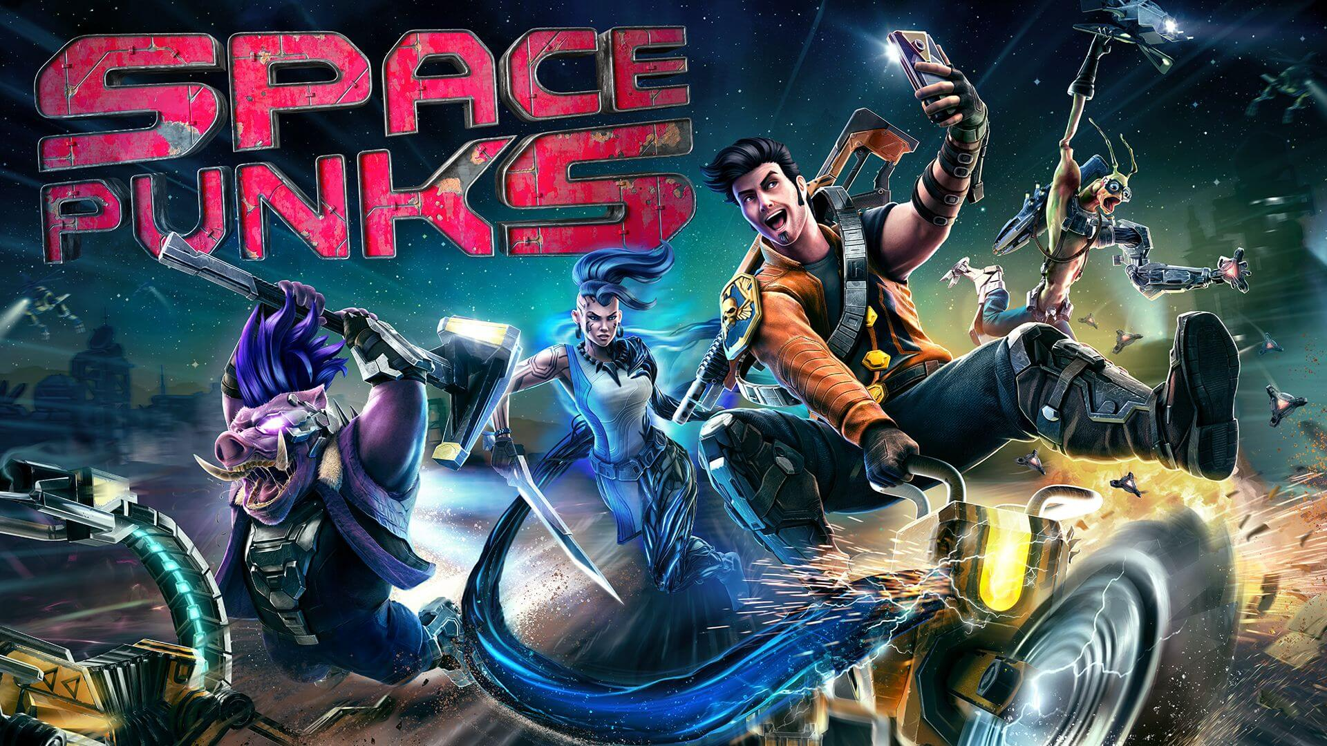 Space Punks September Savings Up To 15 Percent Off