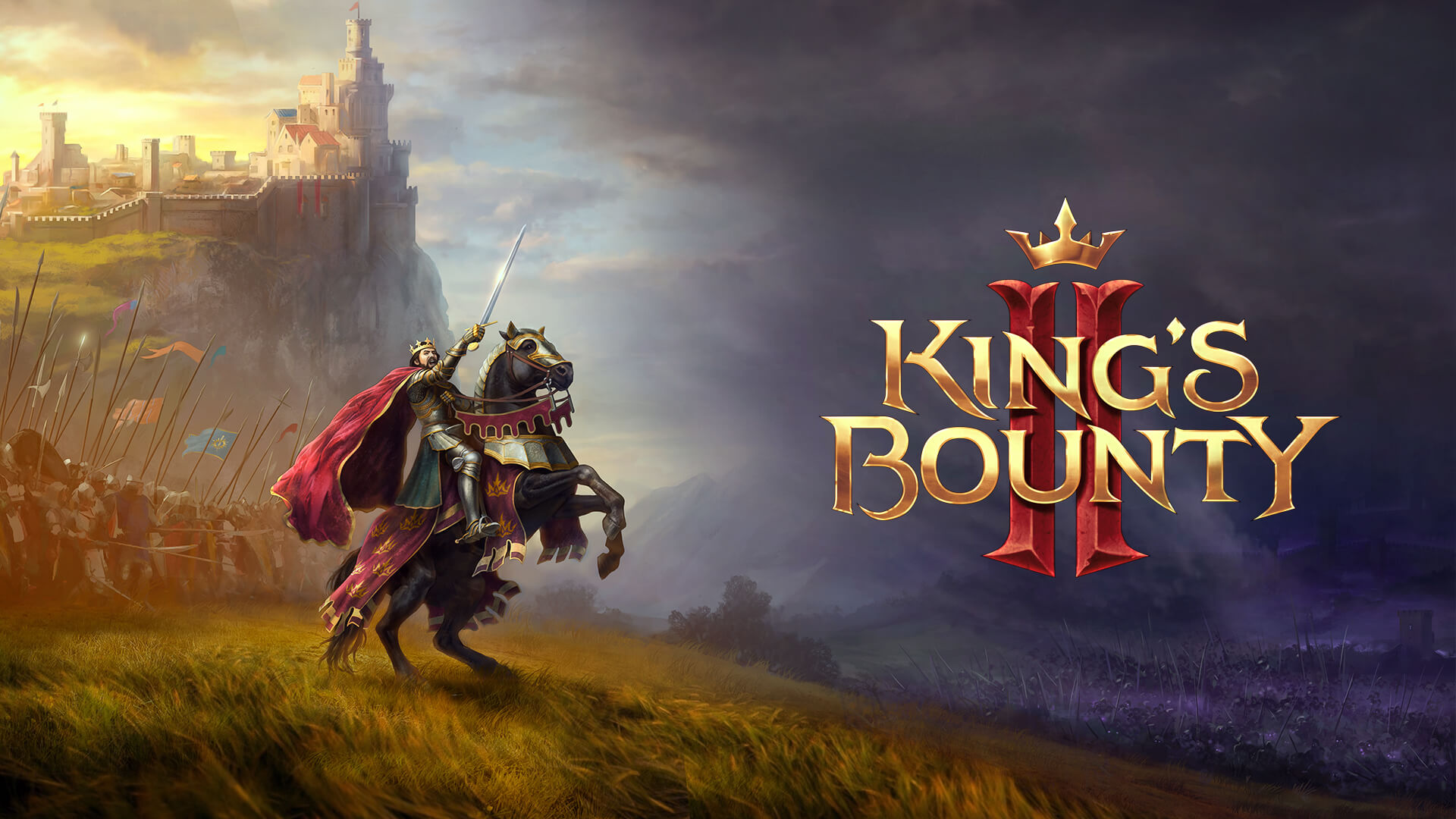 Switch KingsBountyII Hero