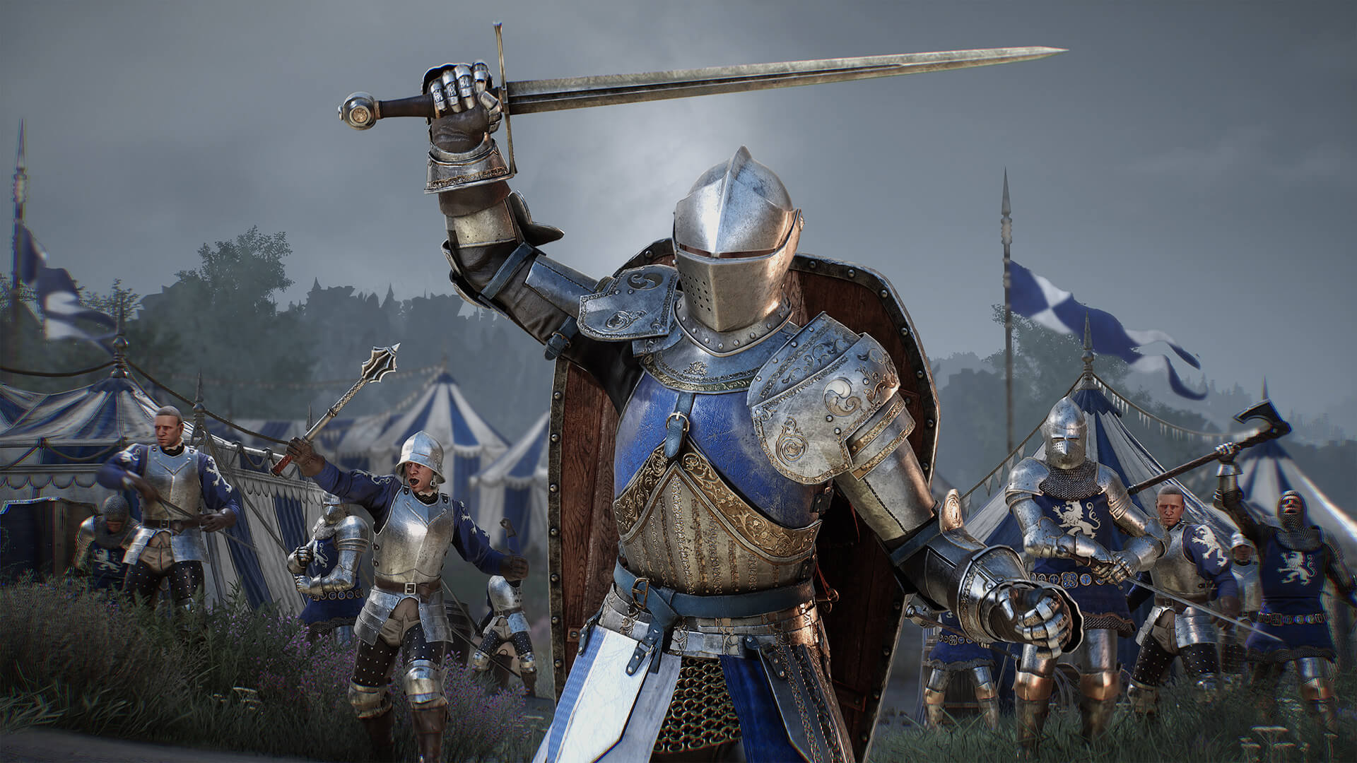 Chivalry 2 is designed to make you feel like you're in a medieval war - Unreal Engine