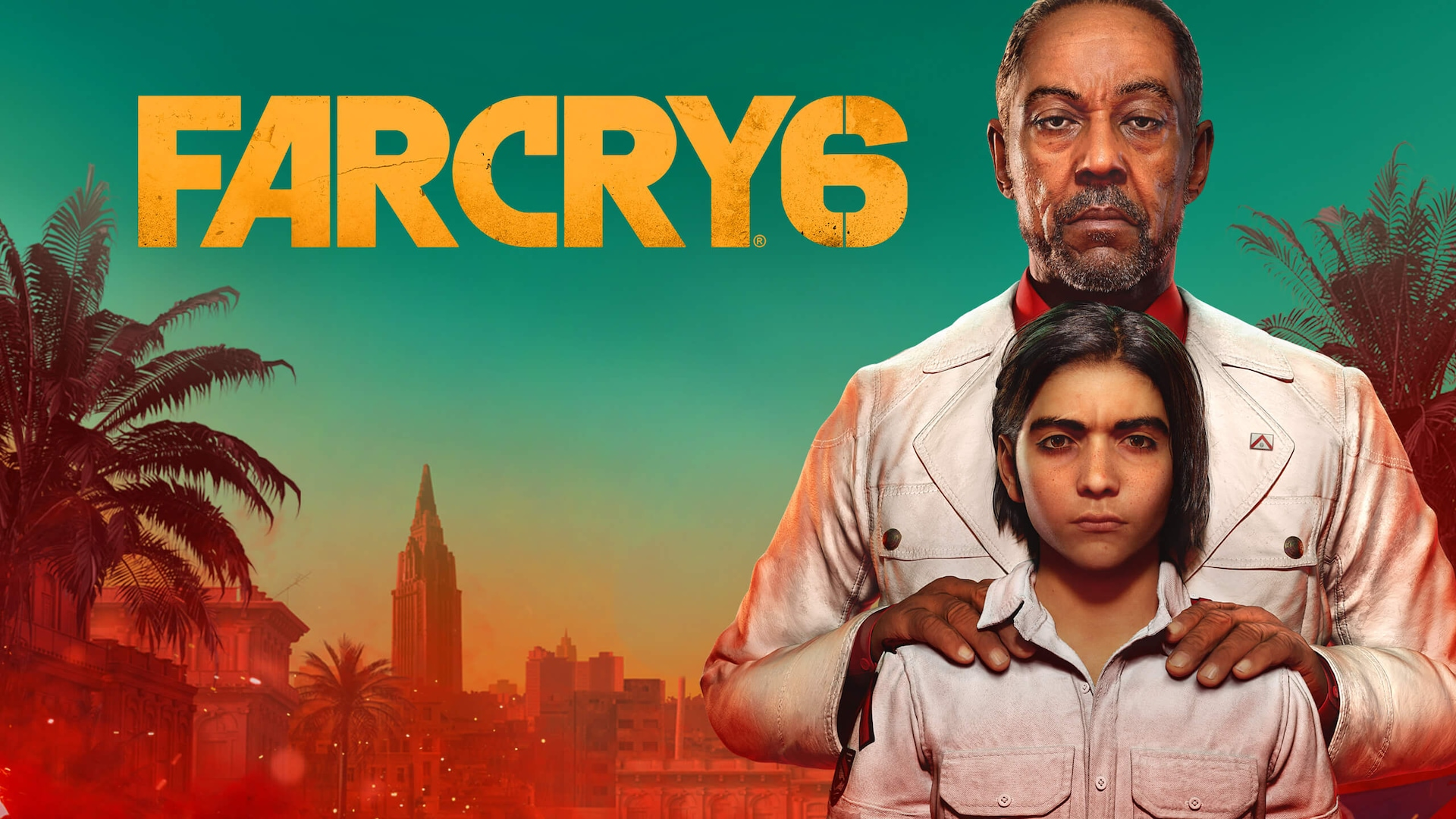 Pre-purchase Far Cry 6 on Epic Games Store