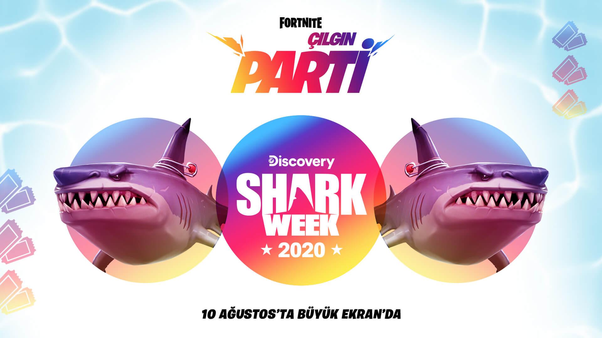 TR 13PR SharkWeek Announce Social