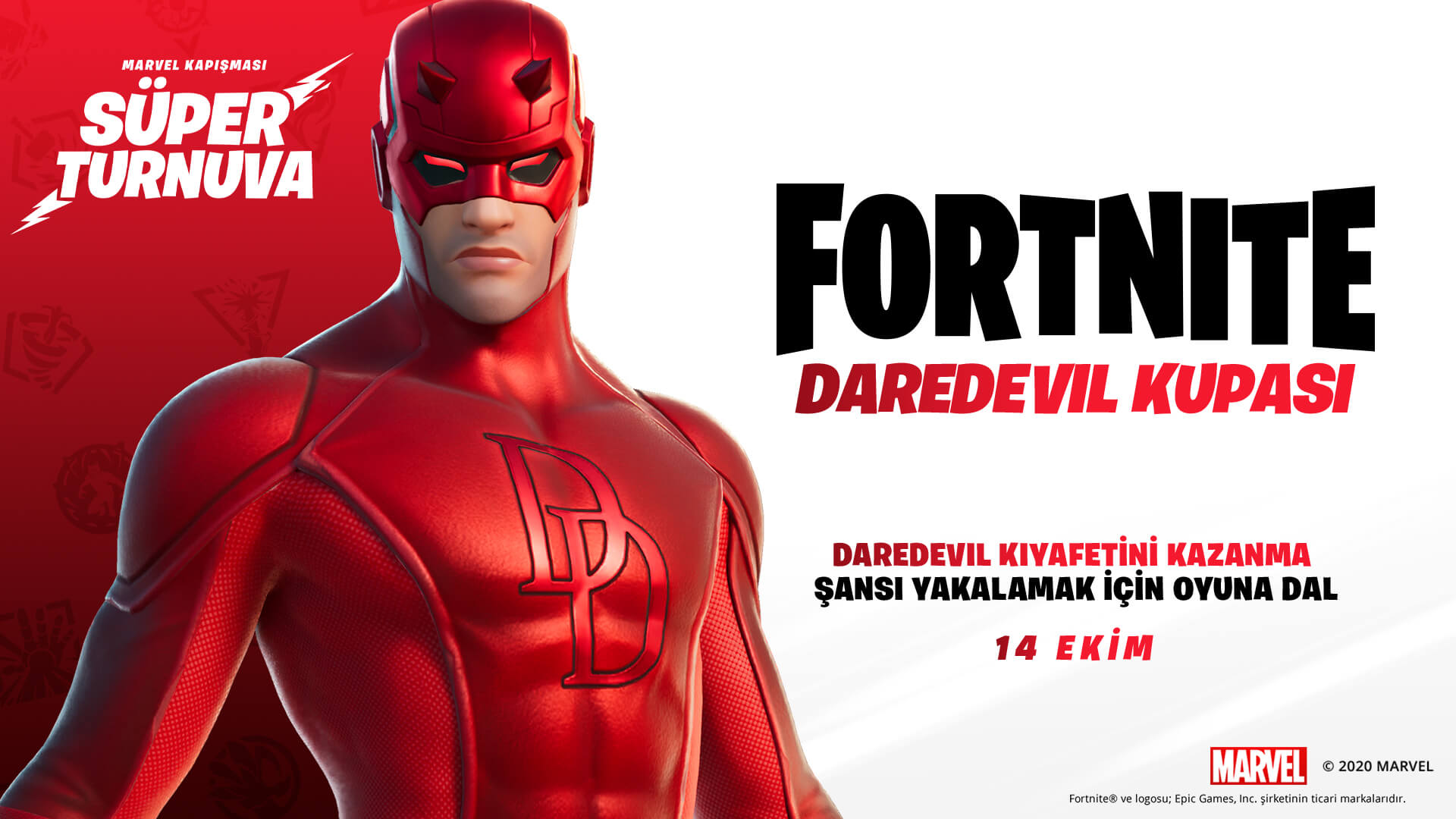 TR 14BR Competitive MarvelSuperSeries DaredevilCup Social