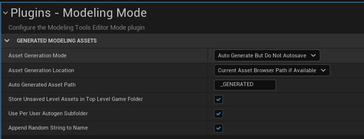 UE5 Modeling Mode TECH BLOG Image36