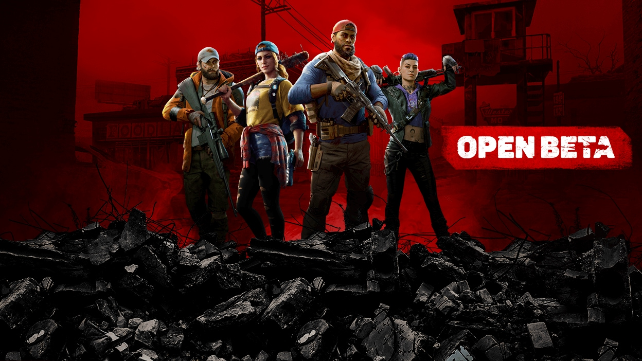 Pre-Purchase Back 4 Blood for Early Access on Epic Games Store