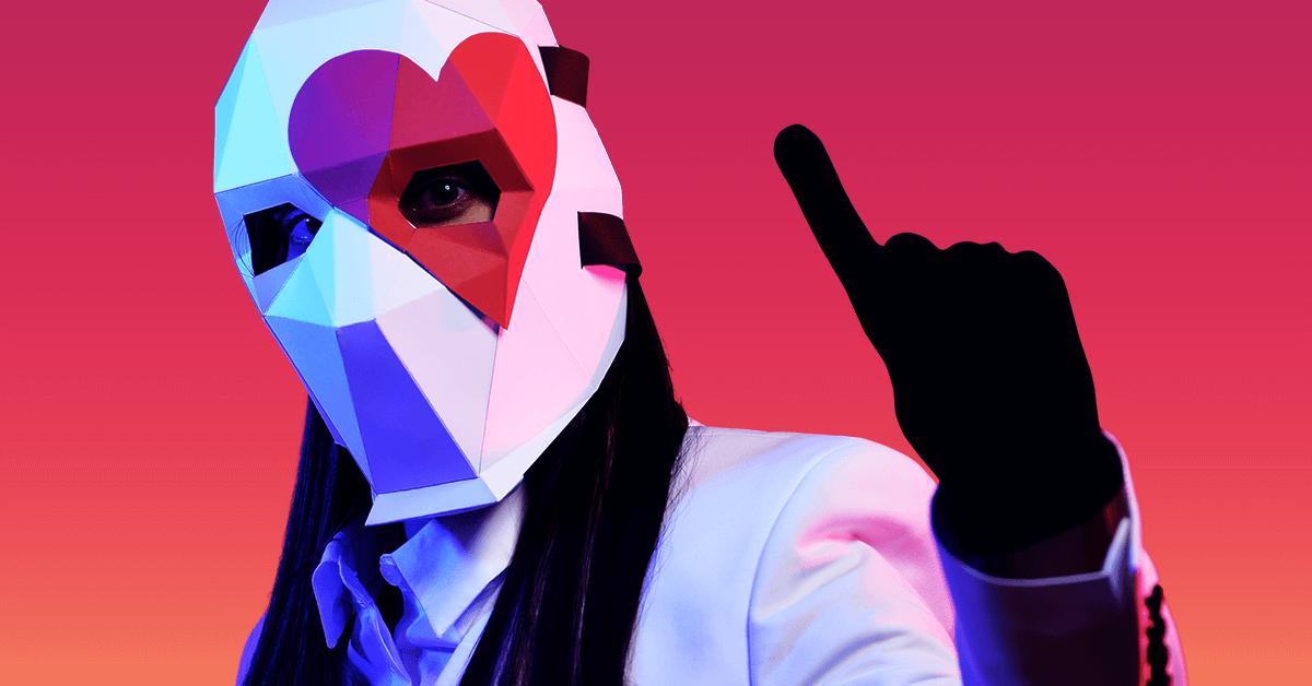 Máscara de Comodín