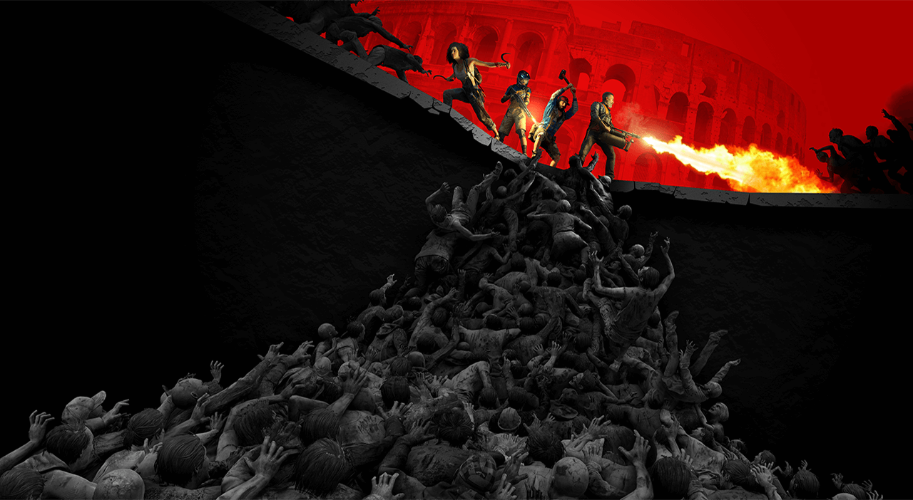 Pre-purchase World War Z Aftermath on Epic Games Store